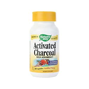 Nature S Way Activated Charcoal Hi Pot Activated Charcoal