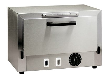 Grafco 8375 Stainless Steel Sterilizer, 2 Trays, 500W - 1