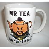 Mr Tea Ceramic Mug
