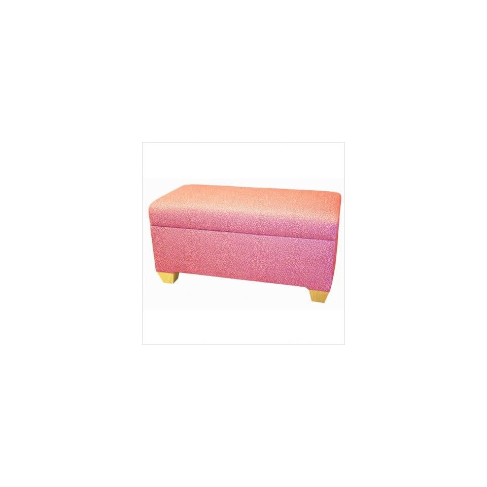 Miraculous Cub Storage Bench In Pink Font Block Letters Color Navy Inzonedesignstudio Interior Chair Design Inzonedesignstudiocom