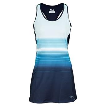 Buy Fila Ladies Heritage Printed Racerback Tennis Dress by Fila
