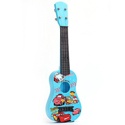 Kid-Children-Early-Educational-Music-Instrument-4-String-Mini-Toy-Guitar-Plastic-Birthday-Gift