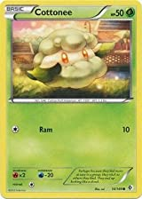 Pokemon - Cottonee (14/149) - BW - Boundaries Crossed