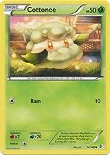 Pokemon - Cottonee (14/149) - BW - Boundaries Crossed