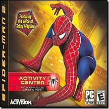 Spiderman 2 Activity Center (Jewel Case)