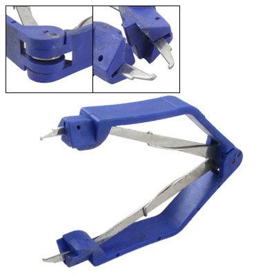 Motherboard Circuit Board PLCC IC Extractor Puller Tool Blue