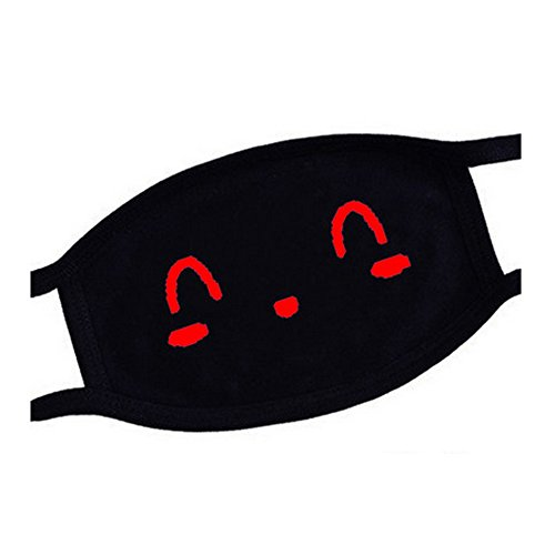 Lovely Earloop Mouth Face Mask Cotton Cartoon Fashion Mask K