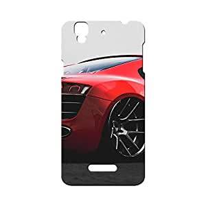 G-STAR Designer Printed Back case cover for Micromax Yu Yureka - G3086
