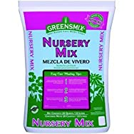 Waupaca MaterialsWGM03202Nursery Mix Potting Soil-20 QT NURSERY MIX