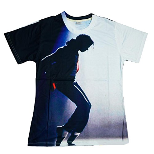 ab96064856f Moonwalk Michael Jackson Shirt Clothing for Women Men Plus Size - Buy Online  in Oman.