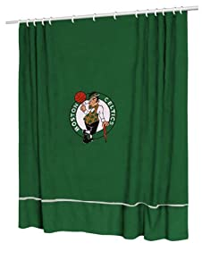 Sports Coverage NBA Sidelines Shower Curtain by Sports Coverage