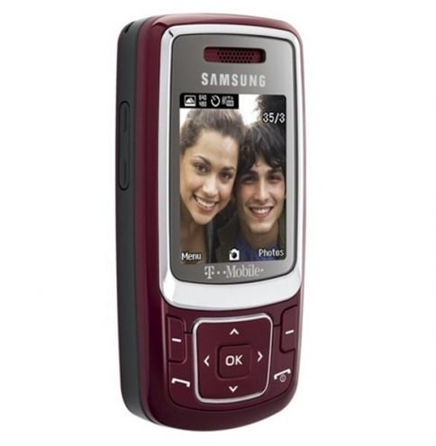 Samsung-SGH-T239-T-Mobile-Phone-Maroon-