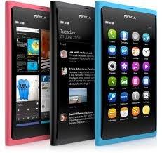 Nokia N9 16GB Blue SIMフリー