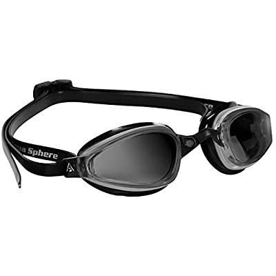 MP Michael Phelps K180 Goggle Clear Lens