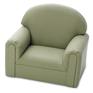 World Toddler Enviro-Child Upholstery Chair - Sage by Brand New World
