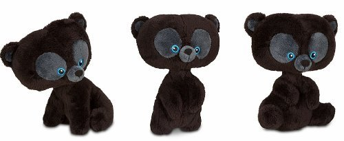 Cursed Triplets Brave Plush Cubs Featuring Happy