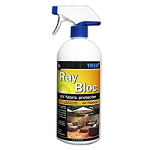 Ray Bloc UV Fabric Spray Sun Protector, 32 Oz