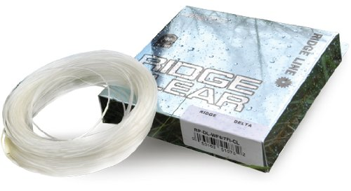 Airflo Ridge Delta Taper Wf7/8Fi Fly Line, Clear