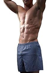 Classics 5 Pack Men's Slim - Fit Woven Boxers Value Pack