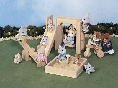 Calico Critters: Backyard Swing & Playset