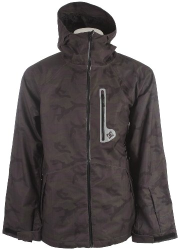 DC Men's Axis 14, Over Dye Camo, Large