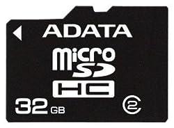Adata SDHC 32 GB Class 4 Micro SD