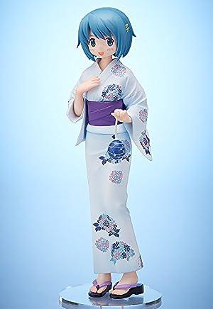劇場版 魔法少女まどか☆マギカ 美樹さやか 浴衣Ver. (1/8スケール PVC製塗装済み完成品)