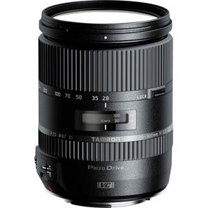 Tamron AFA010C700 28-300mm F/3.5-6.3 Di VC PZD IS Zoom Lens for Canon EF Cameras