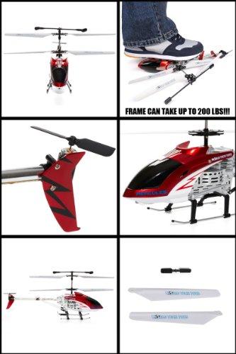 Imagen de GYRO Hércules Unbreakable 3.5CH RTF Helicóptero RC eléctrico