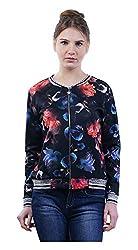 MERCH21 Women's Regular Fit Top (MERCH-362-MUTLICOLOR, Multi-Coloured, S)