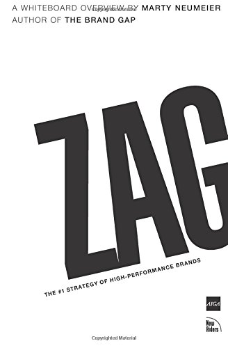 ZAG:The #1 Strategy of High-Performance Brands: The Number One Strategy of High-performance Brands