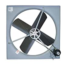 "TPI Corporation CE-48B Commercial Exhaust Fan, Single Phase, 48"" Diameter, 120 Volt"