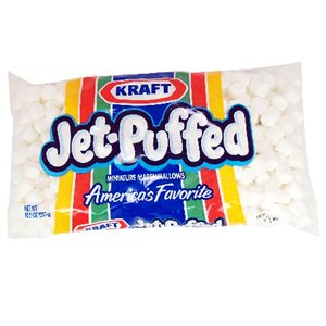 Jet Puffed Mini Marshmallows, 10.5-Ounce Bag