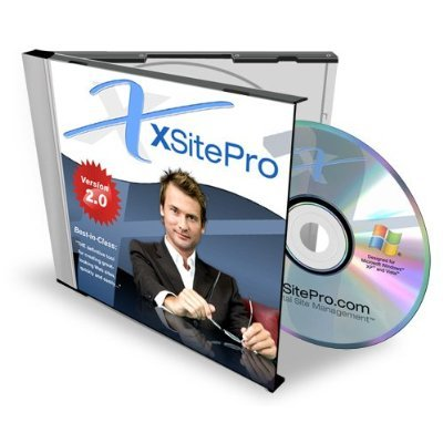 XSitePro 2 - Website Design Software (CD-ROM with Printed Manuals)