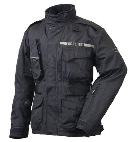 ラフ&ロード ゴアテックス SSFツーリングジャケットFP ブラック M RR7105