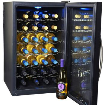 NewAir AW-280E 28 Bottle Themoelectric Wine Cooler