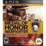 Medal of Honor Warfighter Battlefield 4 Project Honor Edition Plus Documentary [PlayStation 3]