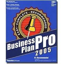 Palo Alto Business Plan Pro 2005