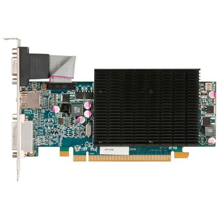 HIS HD 6570 Silence DDR3 1024MB DVI/HDMI/VGA