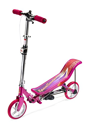 2016 Hot Toy List: Rated Kid-Tested and Parent-Approved (Parents Magazine / Amazon) Space Scooter Ride On, Pink