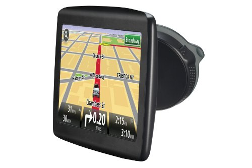 TomTom VIA 1405 4.3-Inch Portable GPS Navigator