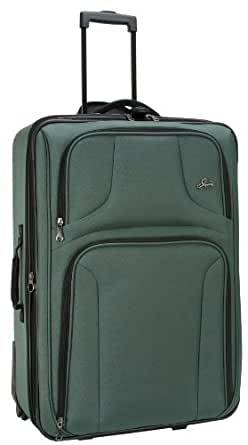 Skyway Luggage Sigma 3 Expandable Vertical Overseas Case, Sage, One Size