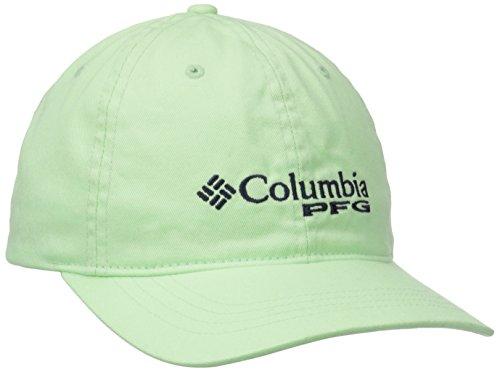Columbia Men's PFG Bonehead Ball cap, One Size, Key West/Collegiate Navy