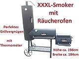 PROFI XXXL Smoker