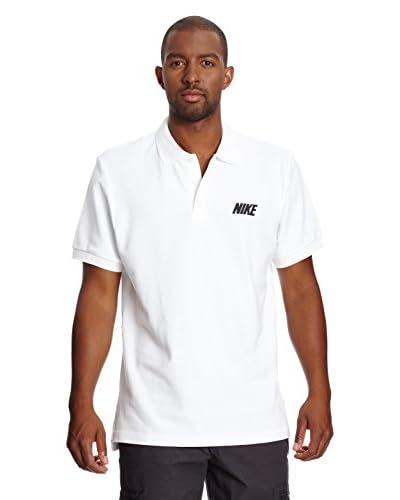 Nike Polo Pique Wit