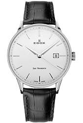 Edox Les Vauberts Men's Quartz Watch 70172-3A-AIN
