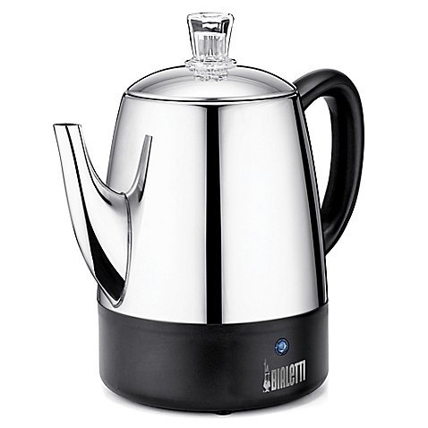 Find Bargain 4-Cup Coffee Percolator