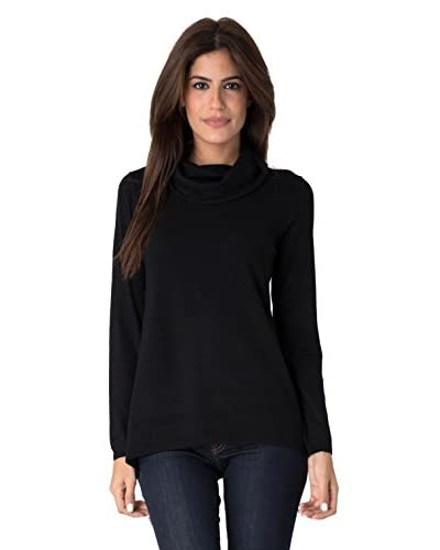 Yuka Paris Women's Turtleneck Sweatshirt