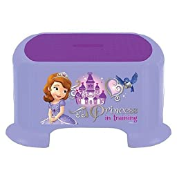Sofia The First Step Stool by Kids Only