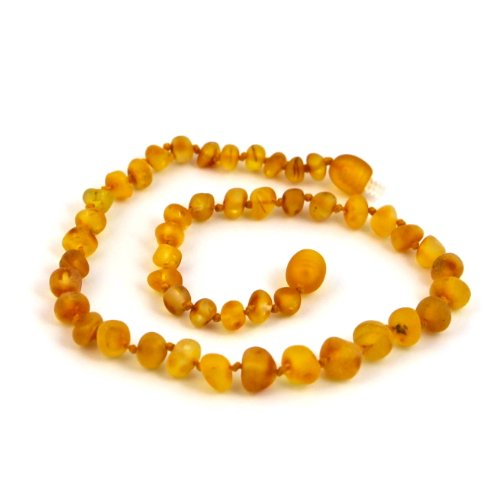 "14"" Baltic Amber Caramel Necklace"